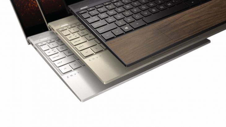 HP prezantoi laptopë pjesërisht prej druri