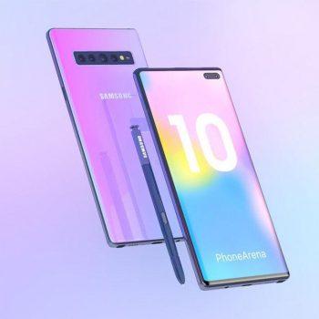 Galaxy Note 10 do të rikthejë një funksion që Galaxy S10 i mungoi
