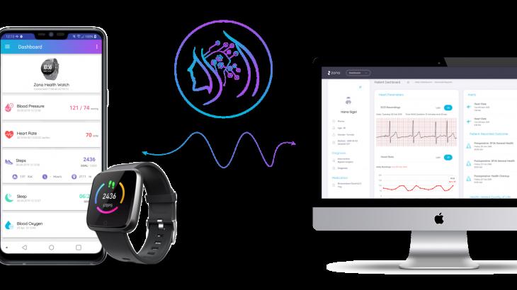 Njihuni me asistenten shëndetit dhe orën inteligjente inovative krijuar nga një ekip Shqiptarësh