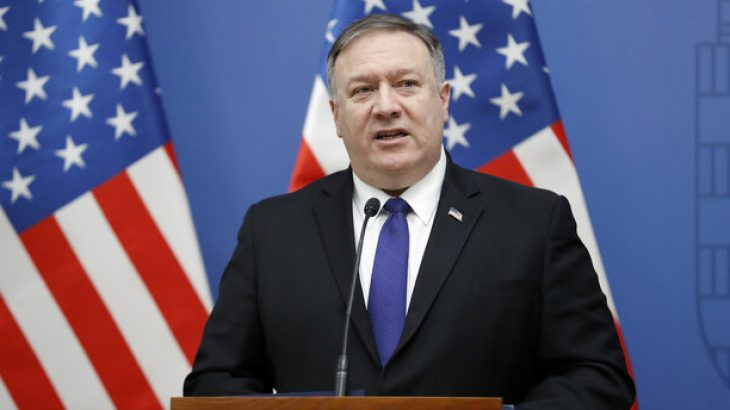 Sekretari Amerikan Pompeo paralajmëron sërish aleatët evropianë për Huawei
