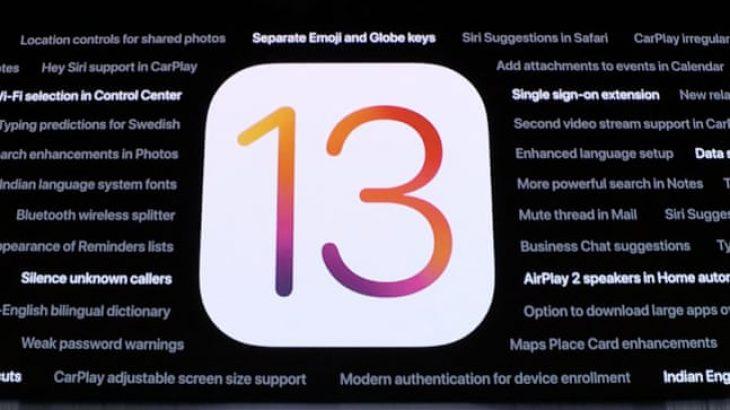 Ja lista e iPhone dhe iPad që do të kalojnë në iOS 13