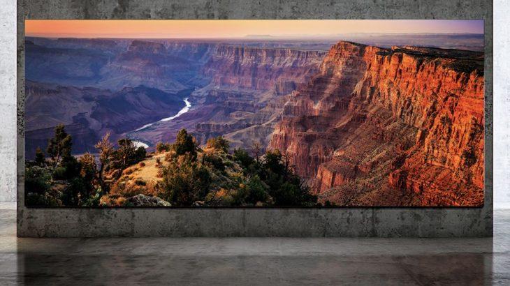 Samsung prezanton gjeneratën e dytë të televizorit modular dhe është masiv