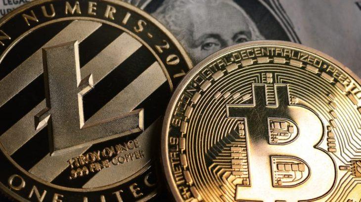 Bitcoin vuan por jo Litecoin