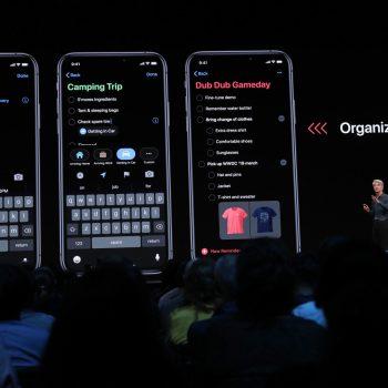 Apple publikoi versionet e para të iOS 13, macOS Catalina dhe iPad OS