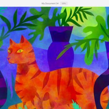 Aplikacioni i ri i Adobe për vizatim quhet Fresco