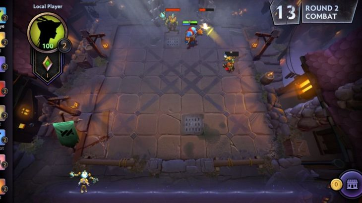 Dota Underlords mbërrin në Android, iOS dhe Steam