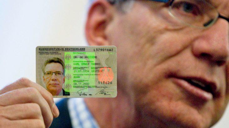 Gjermanët do të përdorin iPhone si karta identiteti virtuale