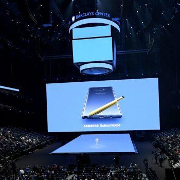 Ja data e debutimit të Samsung Galaxy Note 10