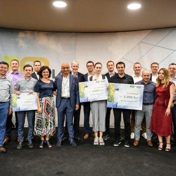 """Elevator Lab: Raiffeisen Bank Shqipëri dhe Kosovë mbyllin me sukses programin """"Sfida Rajonale Elevator Lab 2019"""""""