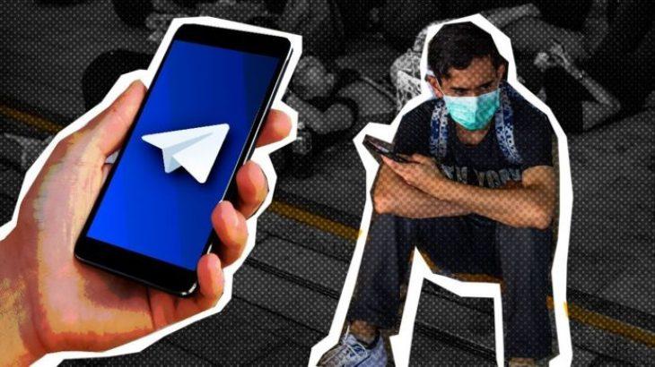 Ja sesi aplikacionet po organizojnë protestat e fuqishme në Hong Kong