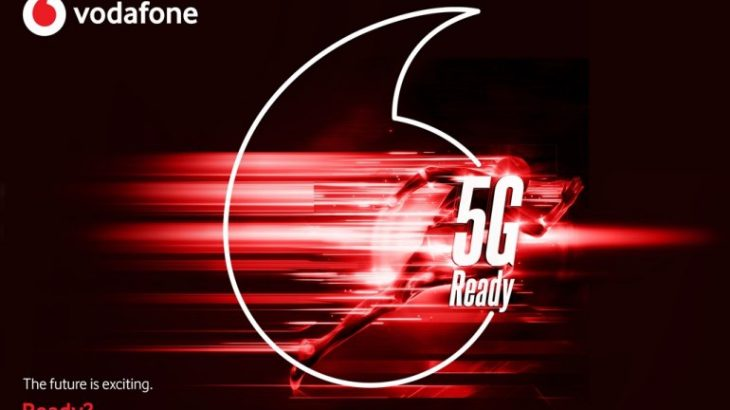 Vodafone ndez antenat 5G në Britani
