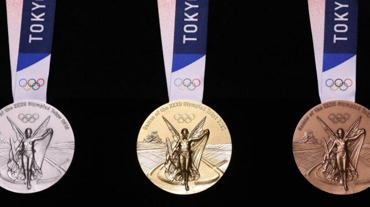 Japonia prodhon medaljet e Lojërave Olimpike nga 80 mijë ton pajisje elektronike të ricikluara