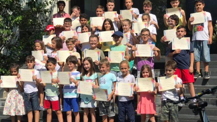 Përmbyllet aventura inovative e fëmijëve të parë të Kampit Veror të Teknologjisë në ICTSlab