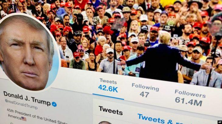 Trump nuk i bllokon dot ata që e kritikojnë në Twitter