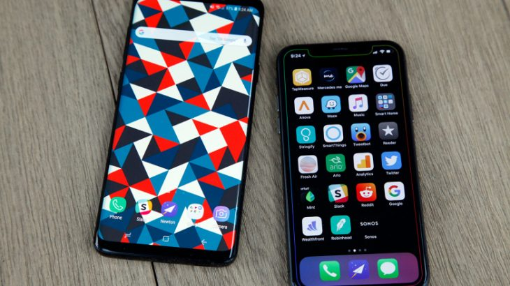 Shitjet e smartfonëve bien por të Samsung dhe Huawei rriten
