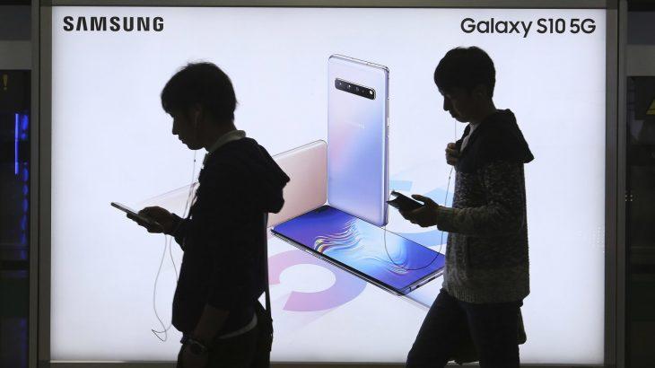 Fitimi i Samsung vazhdon të bjerë dhe Galaxy S10 nuk e ndalon dot