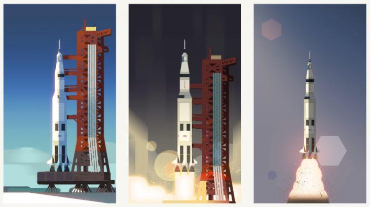 Google përkujton 50 vjetorin e zbritjes së Apollo 11 në Hënë me një Doodle