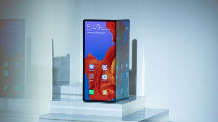 Telefoni me palosje Huawei Mate X është në testimet e tij të fundit