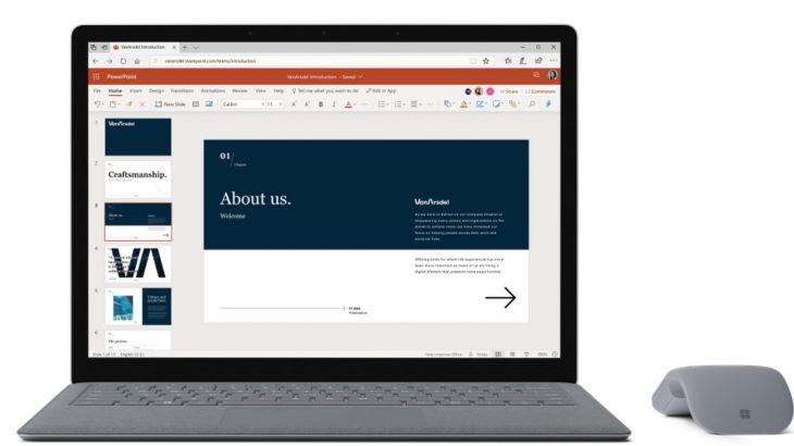 Office Online do të quhet thjeshtë Office