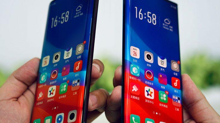 Oppo nuk mjaftohet me kornizat minimale të ekranit të telefonit duke i hequr plotësisht
