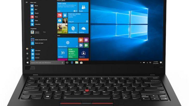 ThinkPad-ët e Lenovo ofrojnë 4 orë më shumë bateri falë procesorëve të gjeneratës së 10-të Intel
