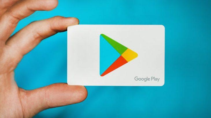 Dyqani i aplikacioneve Google Play pushtohet nga ngjyra e bardhë