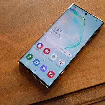 Galaxy Note 10 merr notën 3 nga 10 për riparimin