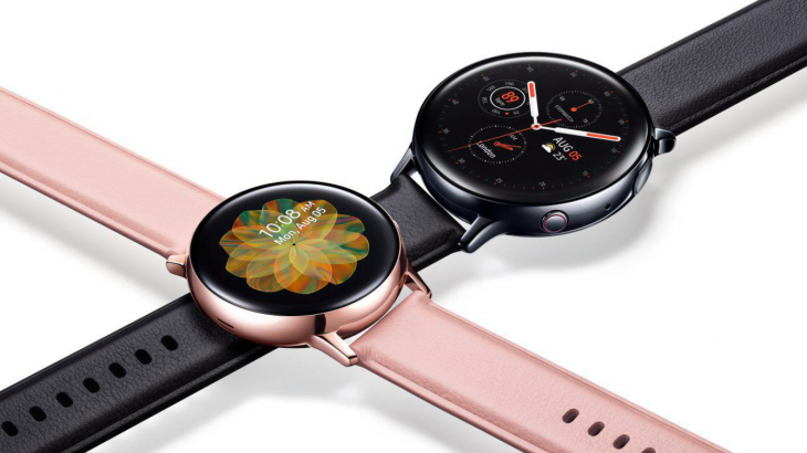 Samsung Galaxy Watch Active 2 bie në sy me dizajnin minimalist