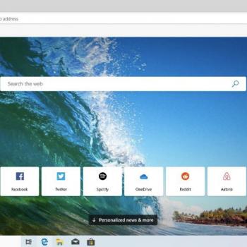 Shfletuesi Microsoft Edge i bazuar në Chrome një hap më pranë zyrtarizimit