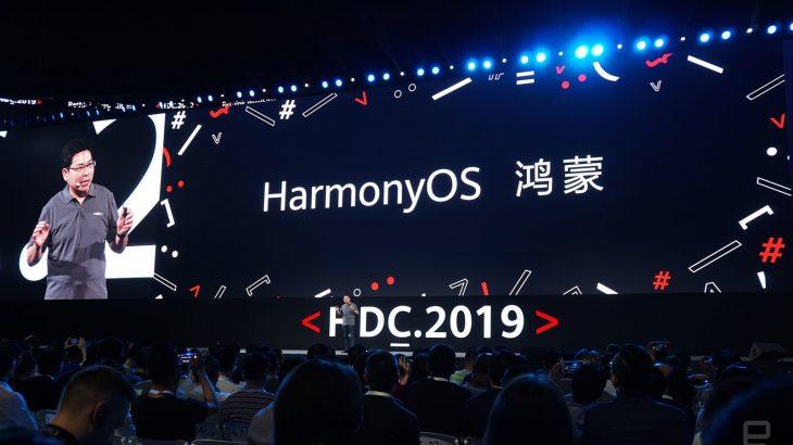 "Huawei prezanton zëvendësuesin e Android, ""HarmonyOS"""