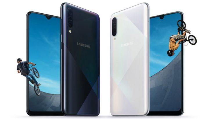 Samsung sjell modelet e reja të telefonëve shumë të suksesshëm Galaxy A50 dhe A30