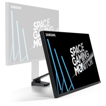 Samsung Space Gaming 32-inç zë pak hapësirë për një monitor lojërash
