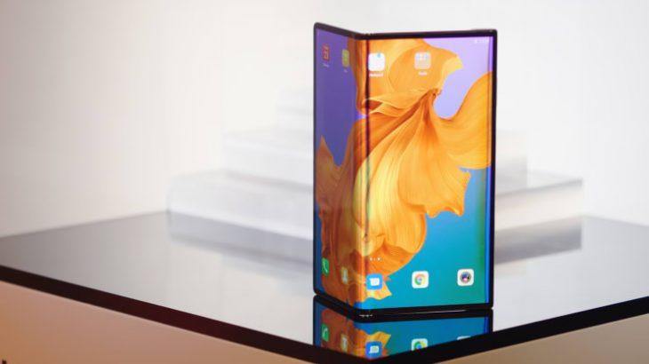 Telefoni me ekran që paloset i Huawei mund të dalë në shitje muajin e ardhshëm