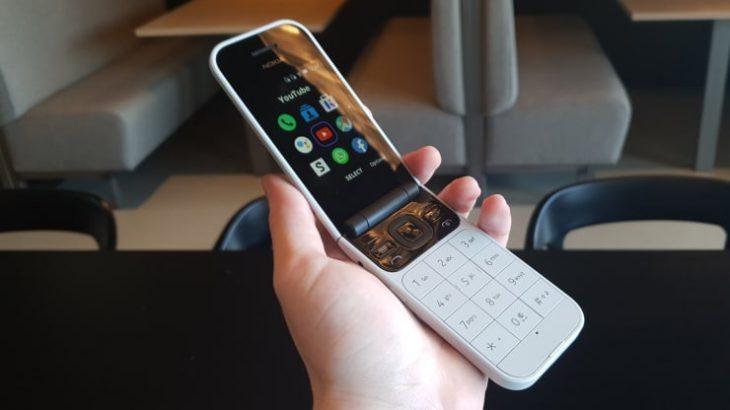 Rikthehen telefonët Nokia me kapakë dhe me 4G