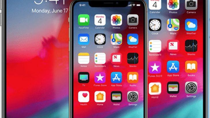 Apple lançon iOS 13.1.2