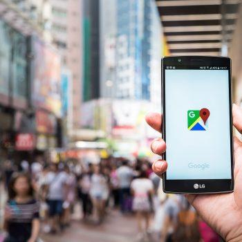 Ja si të matni distancën midis dy apo më shumë pikave në Google Maps