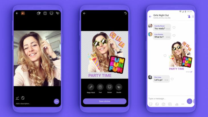 Aplikacioni Viber ka një funksion të ri që do ta dashuroni