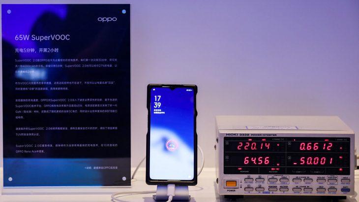 Telefoni i ardhshëm i Oppo do të karikohet për 30 minuta