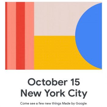 Google prezanton telefonët e rinj më 15 Tetor