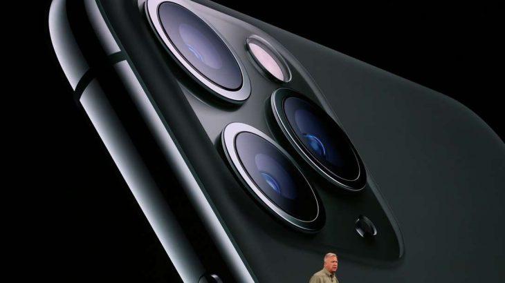 iPhone 11 Pro Max ka 23% më shumë kapacitet baterie sesa iPhone 11 Pro