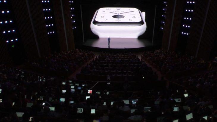 Gjenerata e 5-të e Apple Watch ka ekran që rri gjithë ditën ndezur