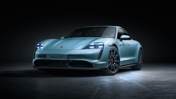 Porsche prezanton makinën e re elektrike