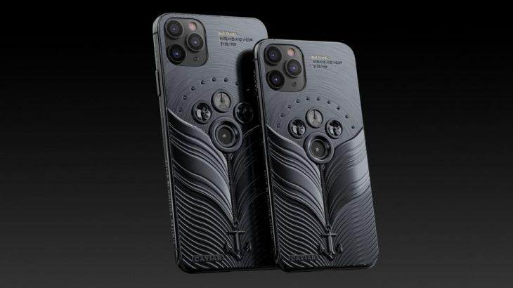 Këto iPhone 11 Pro 7000 dollarësh kanë pjesë nga anija Titanic në to