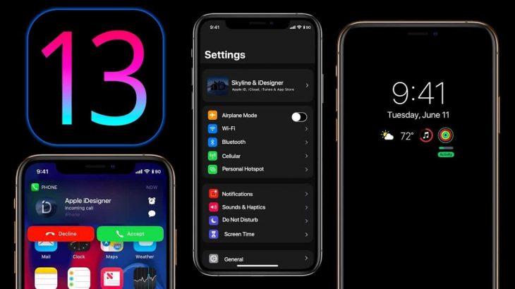 """Ja sesi të aktivizoni automatikisht """"Dark Mode"""" në iOS 13"""