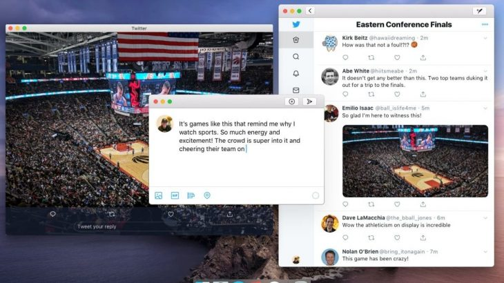 Aplikacioni Twitter i iOS mbërrin në kompjuterët Mac