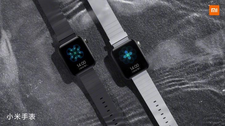 Ora inteligjente e Xiaomi është identike me Apple Watch