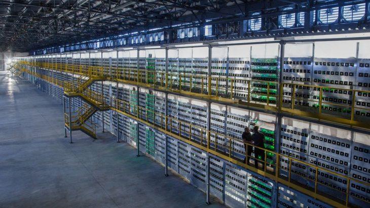 Një fabrikë alumini e periudhës Sovjetike shndërrohet në minierën më të madhe të kriptomonedhave në Rusi