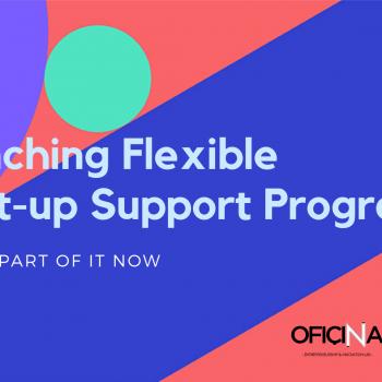 Oficina dhe Innovation NEST ftojnë startupet në programin e inkubimit dhe akselerimit Flexible Startup Support