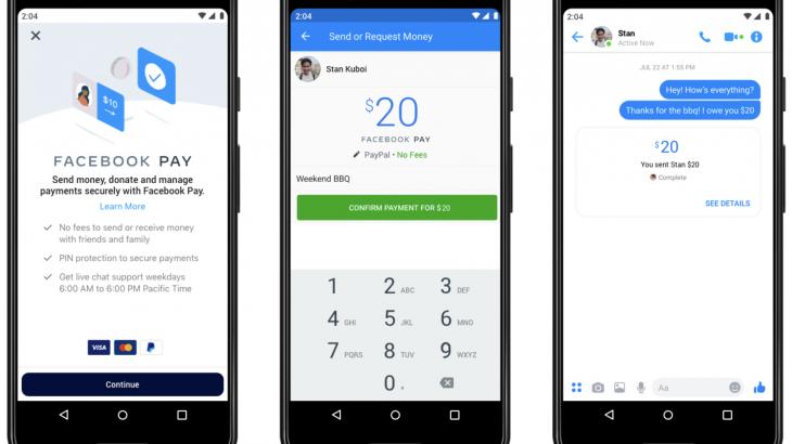 Facebook prezanton sistemin e ri të pagesave për Facebook, Whatsapp dhe Instagram