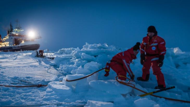 Një startup dërgoi internet me shpejtësi të lartë për herë të parë në Arktik